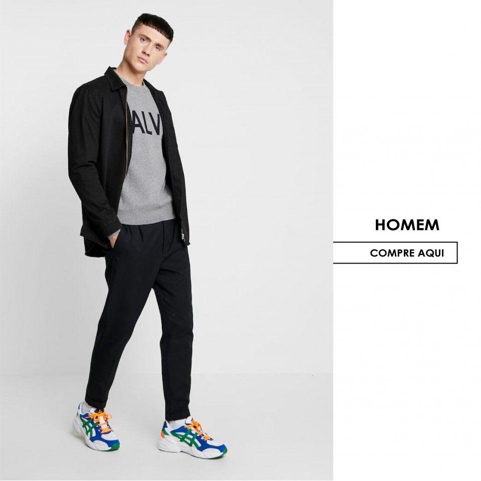 Roupa, calçado e acessórios de Homem