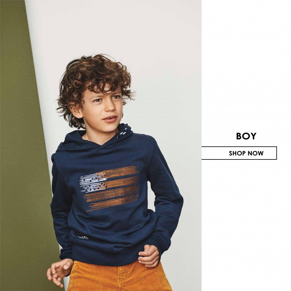 The best clothes for boy online