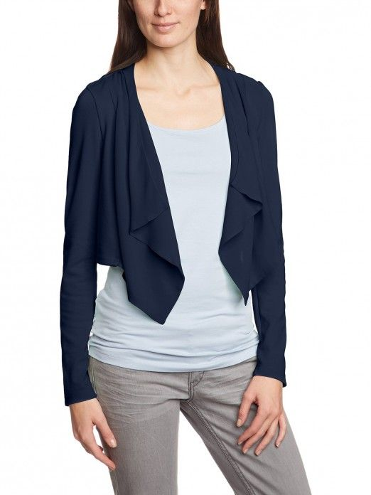 Blazer Woman Navy Blue Vero Moda