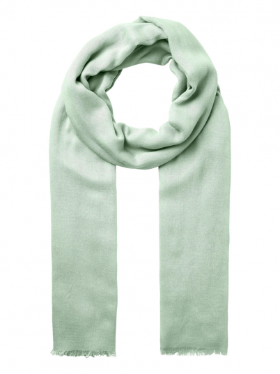 Scarf Woman Green Water Vero Moda