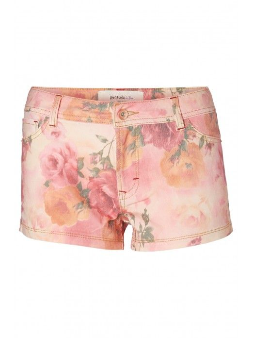 VMPRETTY NW FLOWER SHORTS - PC7-15