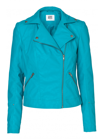 NATHALIE SHORT PU JACKET - NL