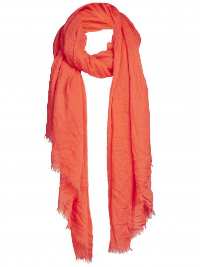 Scarf Woman Orange Only