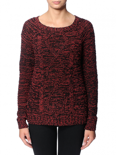 Knitwear Woman Bordeaux Vero Moda
