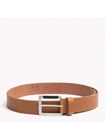 Yelp Leather Belt