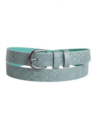 Belt Woman Green Pieces