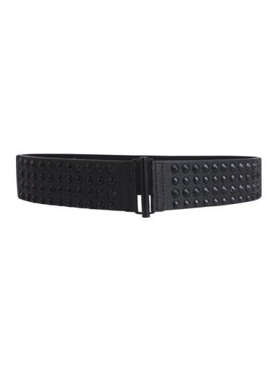 Belt Woman Black Pieces