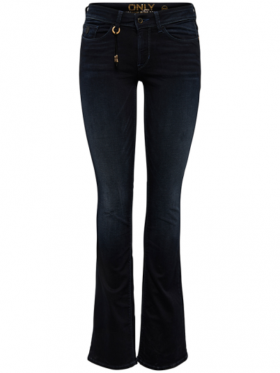 ELLE LOW STRAIGHT SKINNY DNM JEANS