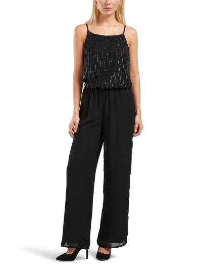 Overall Woman Black Only