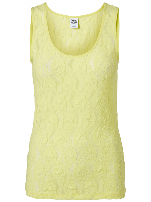 VMLILLY LACE TANK TOP COLOR