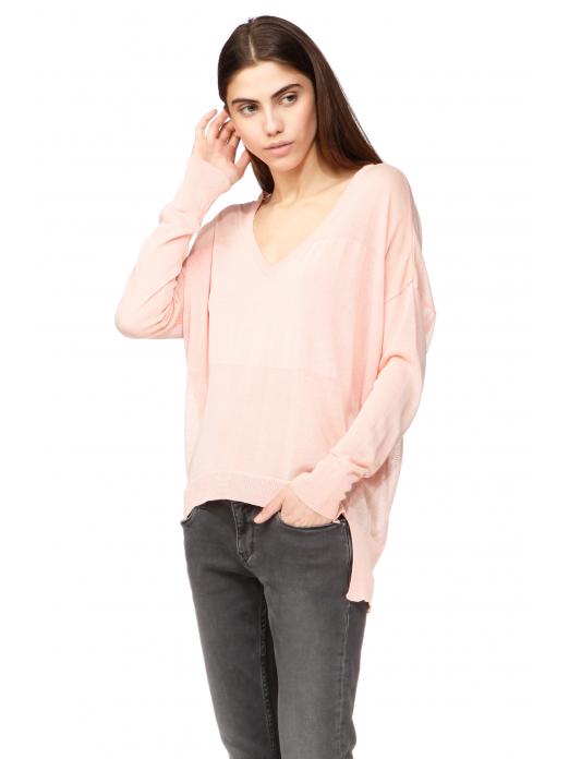Prendas de Punto Mujer Rosa Vero Moda