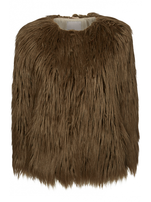 Gossip Fake Fur Jacket V