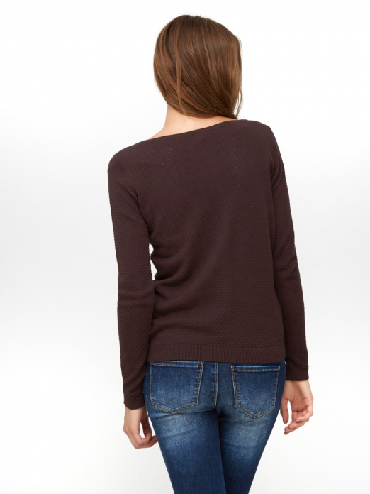 CARE STRUCTURE LS O-NECK CARD COLOR