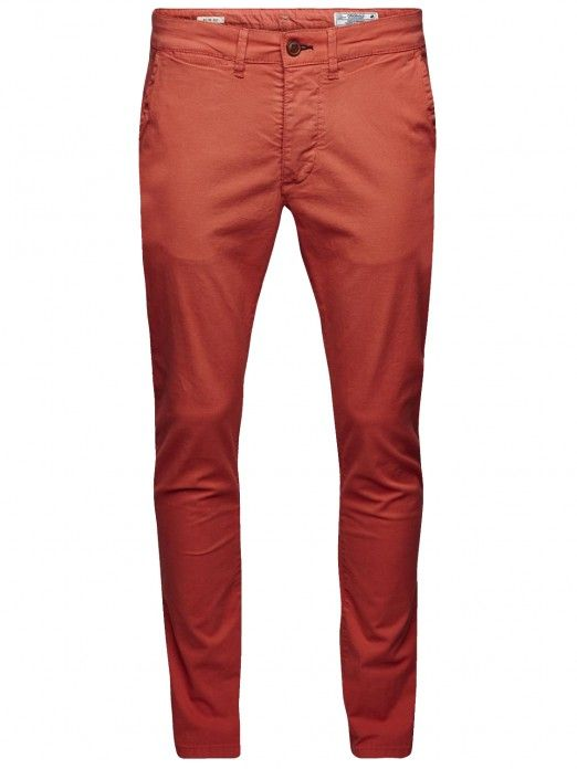 BOLTON DEAN BAKED APPLE CHINOS