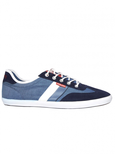 PALMA MIXED SNEAKER BRIGHT COBALT