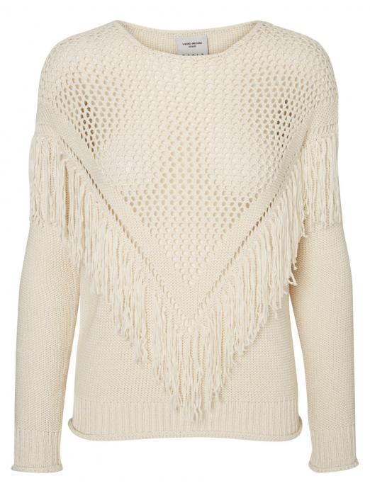 Knitwear Woman White Vero Moda