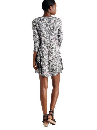 VERO MODA WOMAN PAIS 7/8 SHORT MIX DRESS