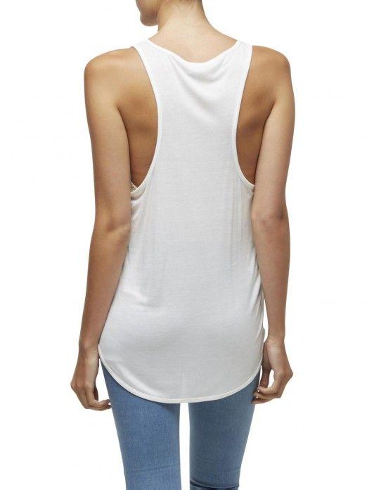 Shirt Woman Cream Noisy May