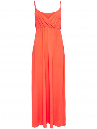 Vestido Mujer Naranja Studio