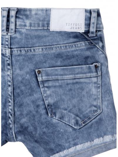 Calções Jeans Tiffosi Kids