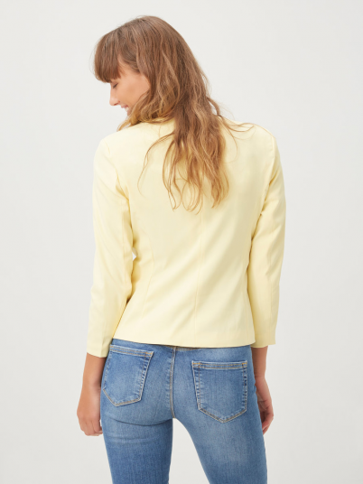 Blazer Woman Yellow Vero Moda