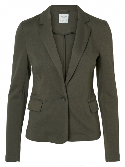 Blazer Woman Green Vero Moda