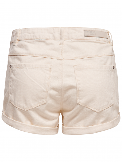Shorts Woman Cream Only