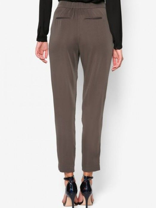 Pants Woman Green Vero Moda