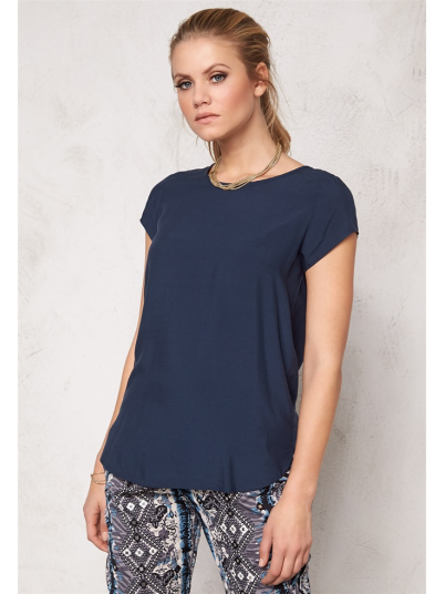 Top Women Blue Vero moda 10104030