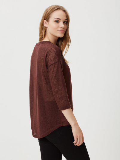 Shirt Woman Brown Vero Moda