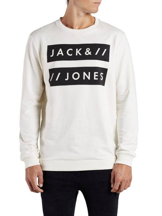 BOX SWEAT CREW NECK