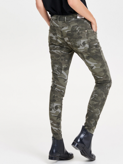 Pants Woman Green Only