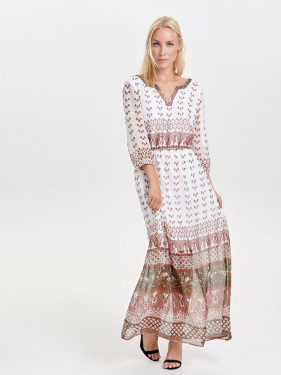 Lemmi 4/5 Maxi Dress Wvn