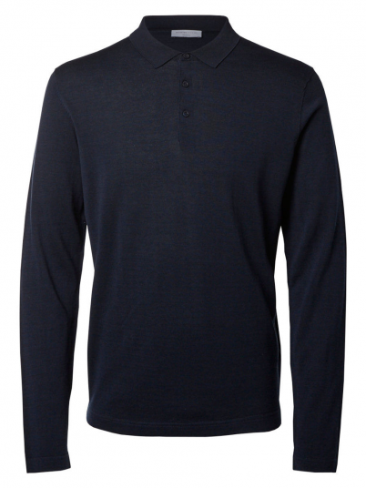 PARKER KNITTED POLO