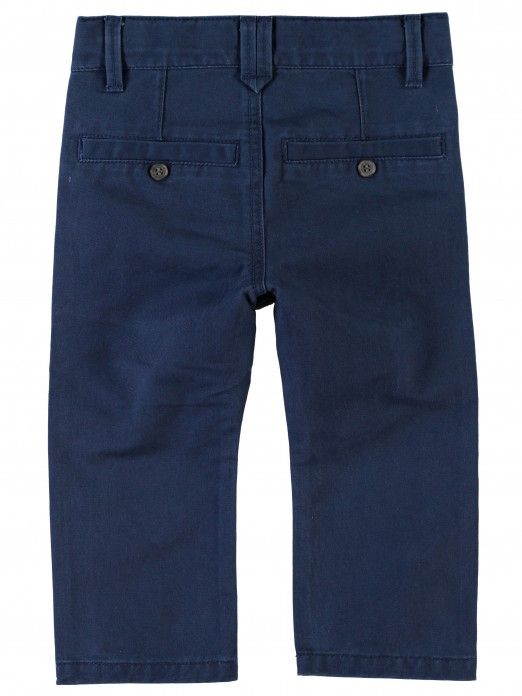 Pantalones Niño Azul Marino Name It