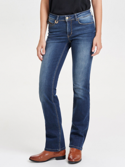 Ella Reg Straight Jeans Rea12044 Noos