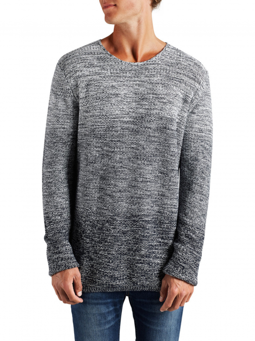 SWING KNIT CREW NECK CAMP