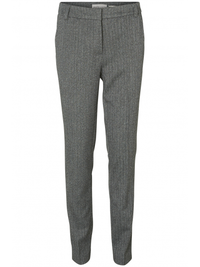 Pants Woman Grey Vero Moda