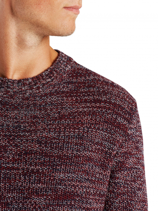 ORWON KNIT CREW NECK