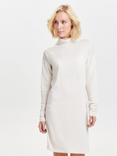 BELLAMI L/S HIGHNECK DRESS
