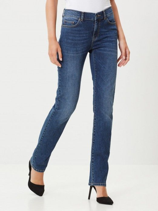 Fifteen Nw Straight Jeans Ba024 Noos