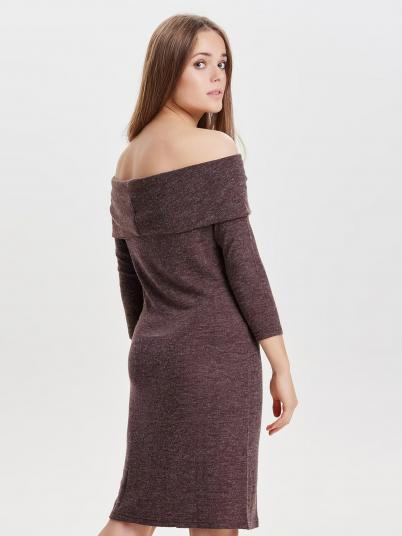 Dress Woman Bordeaux Jacqueline de Yong
