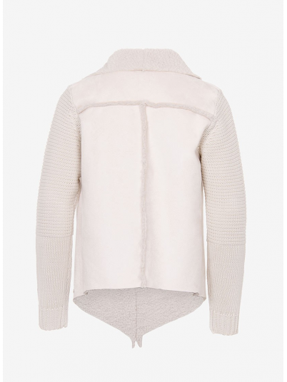 Jacket Girl Beige Tiffosi Kids