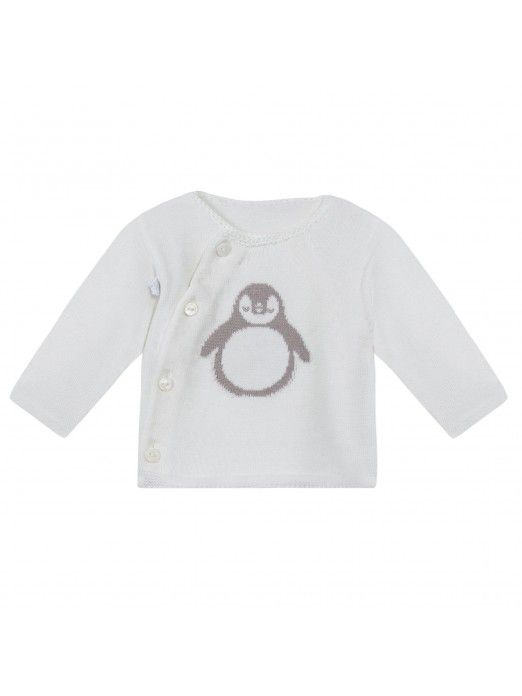 Pullover Baby Girl Cream Absorba
