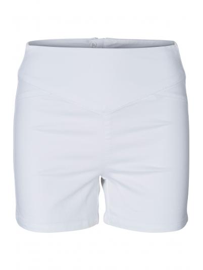 Shorts Woman White Vero Moda