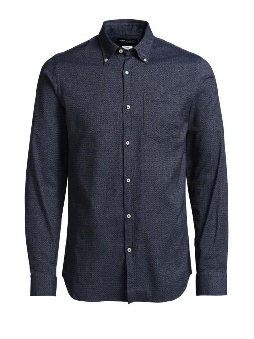 Camisa Fix 1 Shirt L/s Plain