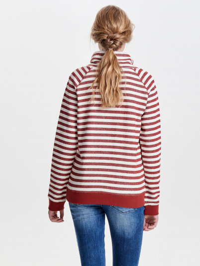 Knitwear Woman Red Only