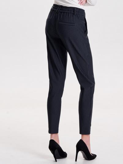 Pantalones Mujer Azul Marino Only