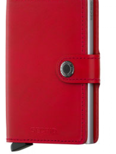 Wallet Man Red Secrid