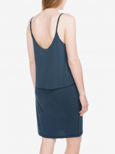 Dress Woman Navy Blue Vero Moda